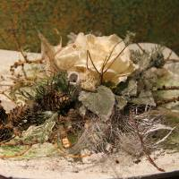 allestimento floreale fiorista bianchi